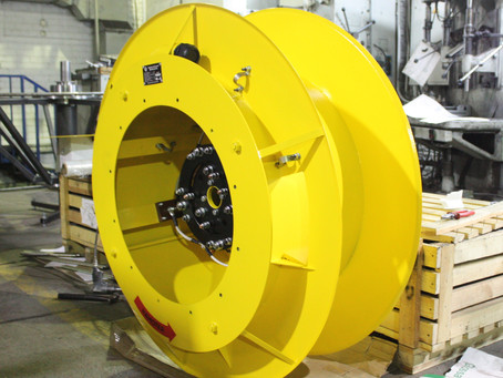 Изменили внешний вид гравитационного барабана БКГ