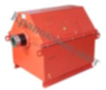 высоковольтный токоприемник на кабелепередвижчик