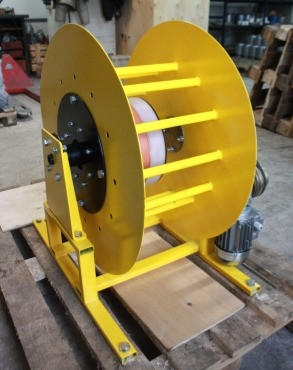 кабельный барабан для тележек