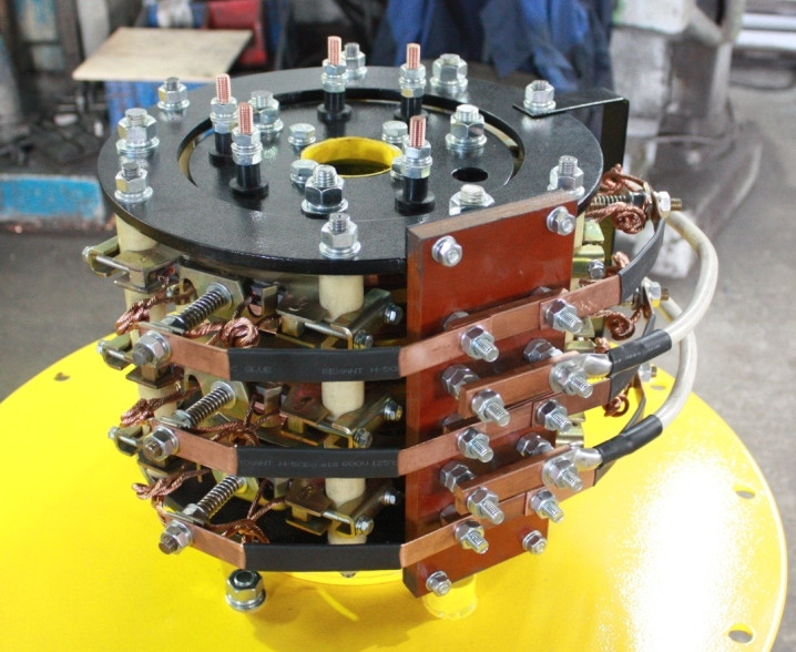 Модернизация токоприемника ТКБ