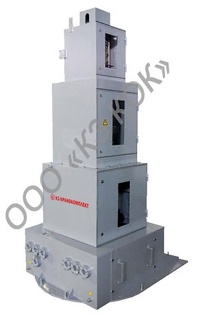 корпус экскаваторного токоприемника