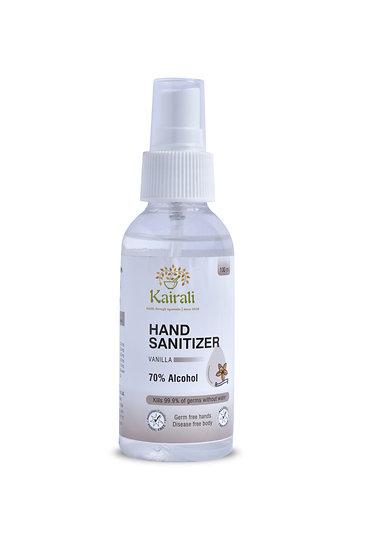 Vanilla Liquid Spray 100ml