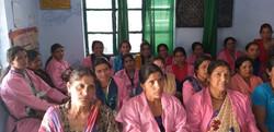 Breast cancer awareness in Kolkata - work in the city of joy