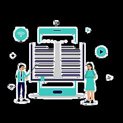 pngtree-e-learning-online-flat-illustrat