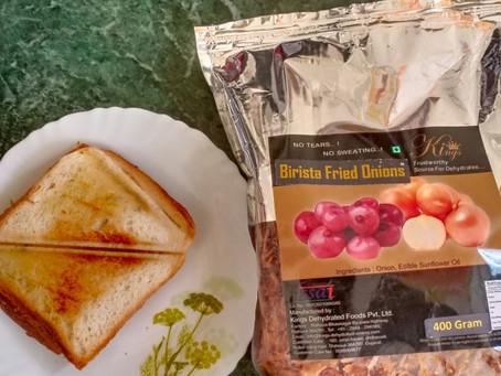 ONION SANDWICH | SANDWICH RECIPE | HEALTHY SANDWICH