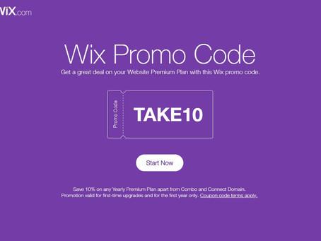 Wix Promo Code | 2020 Coupons & Discounts | Wix.com