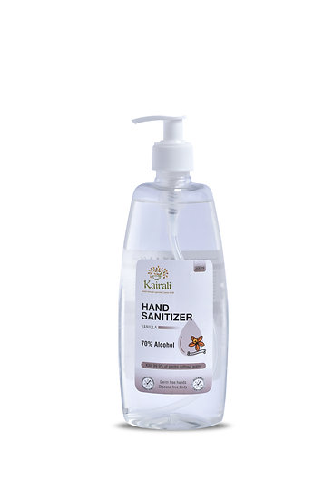 Vanilla Liquid Pump 500ml