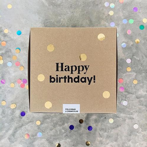 Caja Happy Birthday