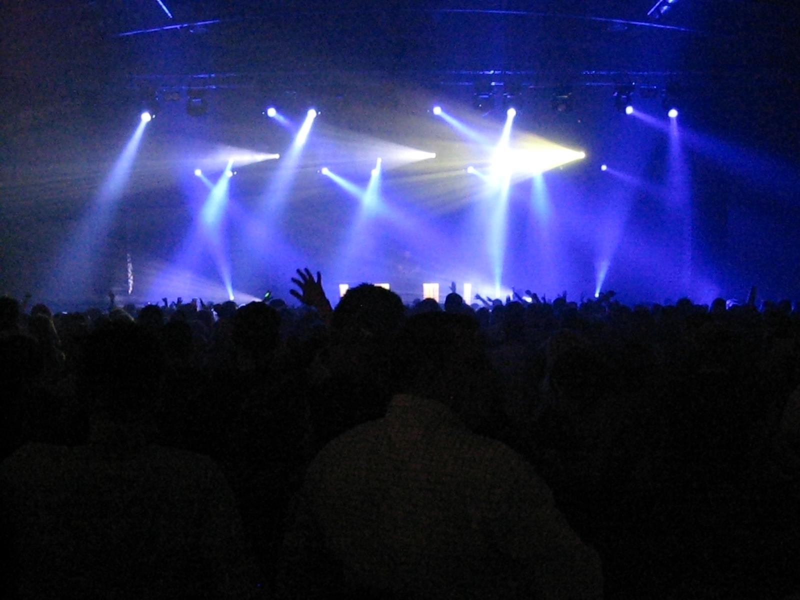Konsertproduksjon Vestlandshallen