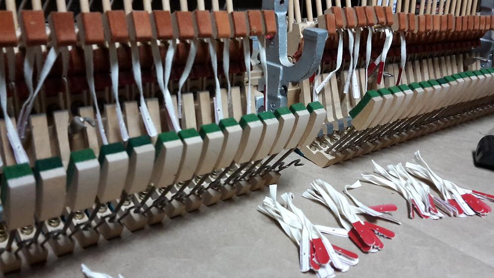 Reparación y mantenimiento de maquinaria