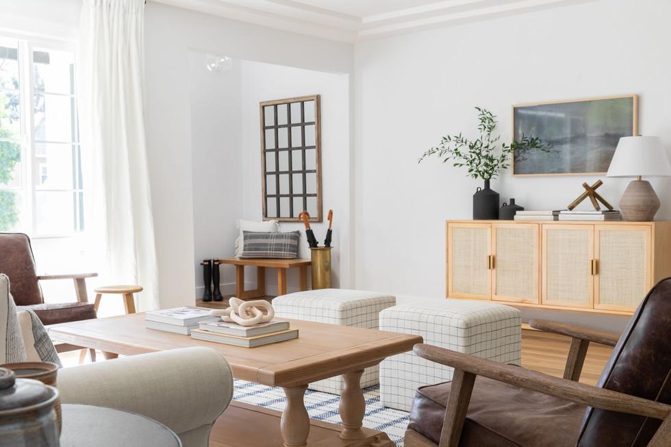 Land Park_Living Room by Sacramento Inte