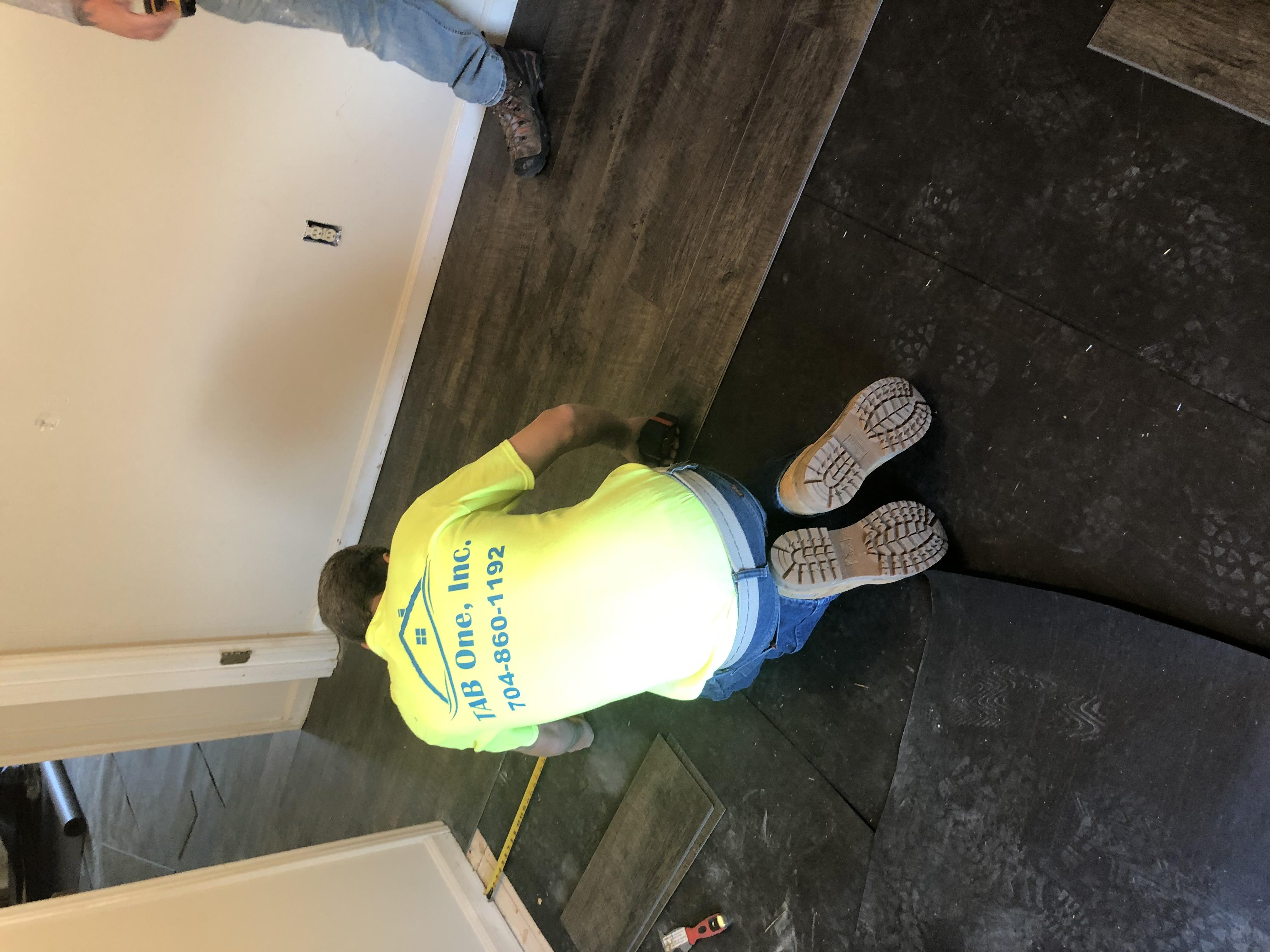 Flooring Jackie