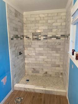 Hayes Shower