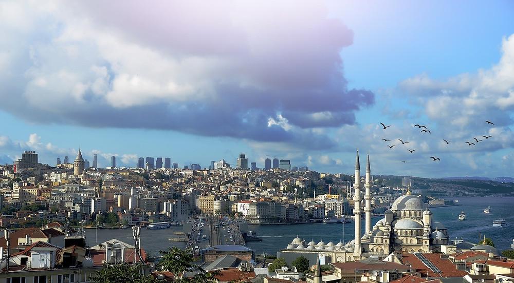 مدينة أسطنبول - السياحة في تركيا