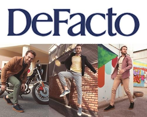 ديفاكتو Defacto التركية ملابس تركية