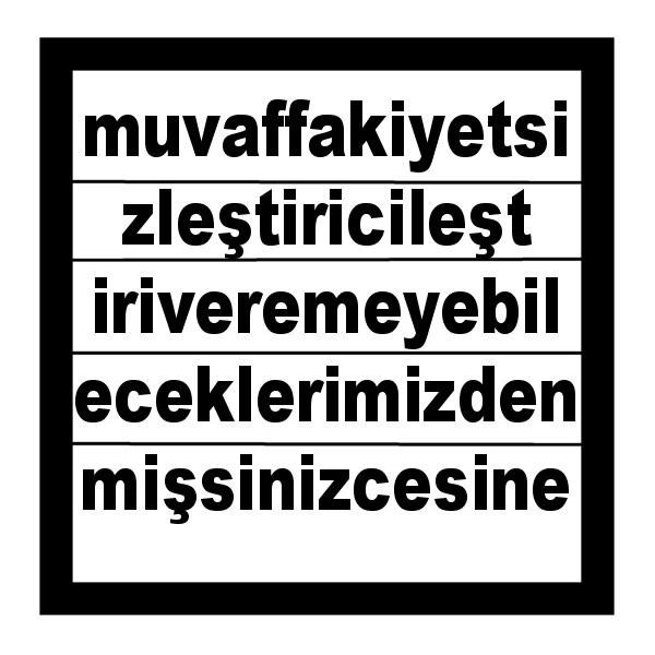 أطول كلمة في اللغة التركية