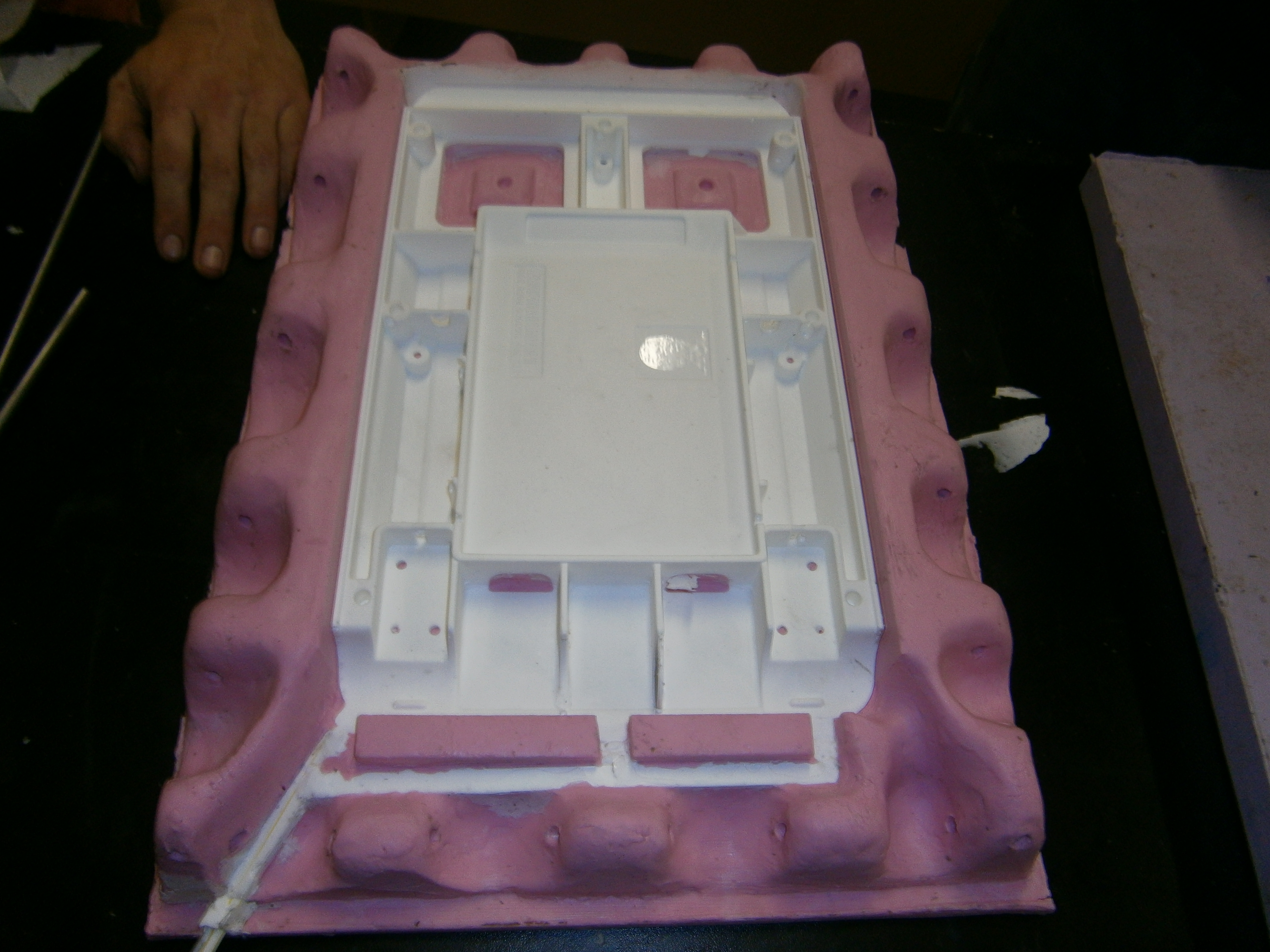 Reaction Injection Molds   mold-maker