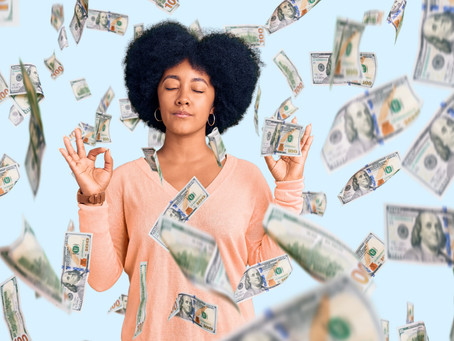 """Money, Emotions & Patterns  What's in Your Past Might be Affecting Your """"Present You"""""""