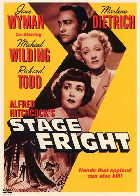 #17 Stage Fright