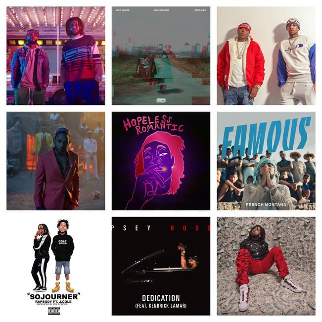 Top 20 Rap/Hip Hop Records of 2018