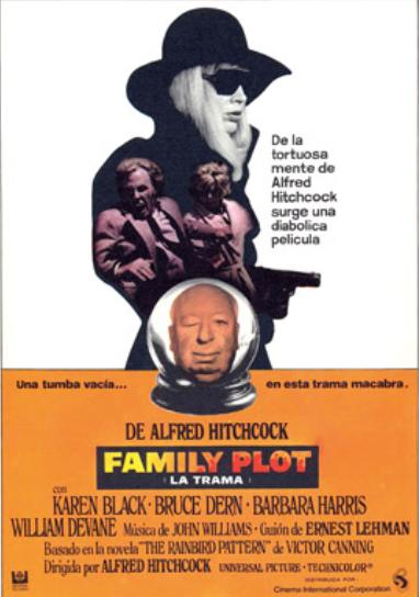 #18 Family Plot