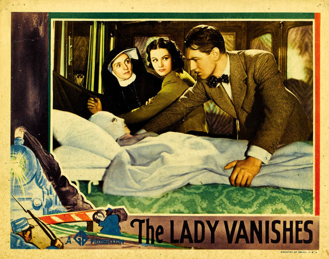 #20 The Lady Vanishes
