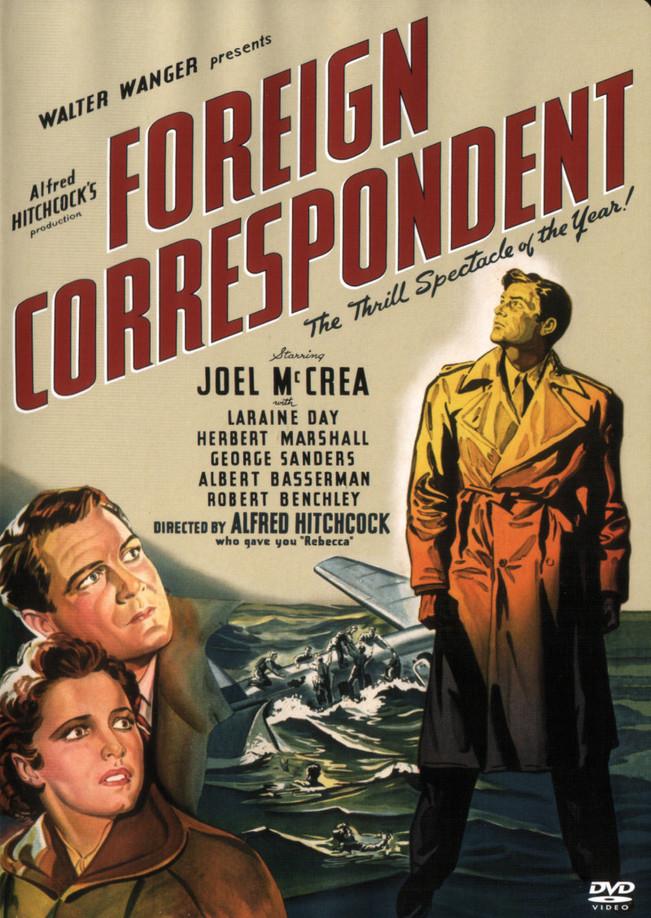#34 Foreign Correspondent