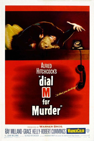 #1 Dial M For Murder