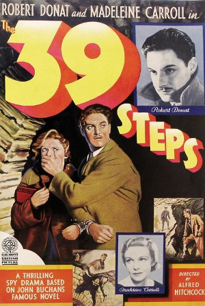 #32 39 Steps