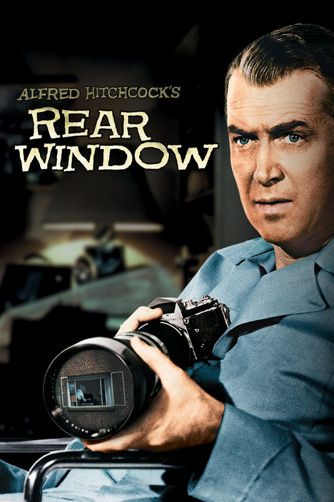 #3 Rear Window