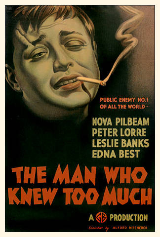 #28 The Man Who Knew Too Much (British)