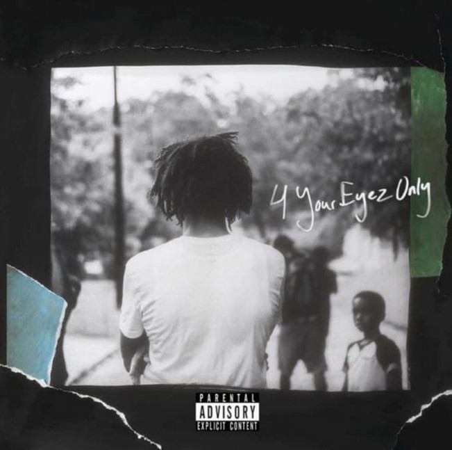 4 Your Eyez Only (9.4/10)