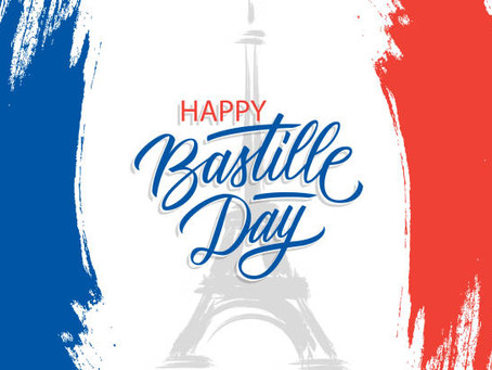 Bastille Day, save the date !