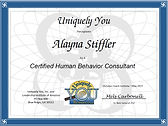 certified human behavior consultant