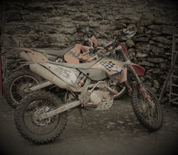 Enduro Biking