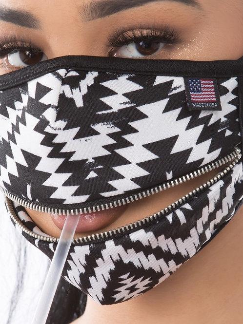 Tribal Design Mask