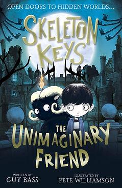 Skeleton Keys The Unimaginary Friend cov
