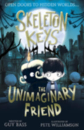 Skeleton Keys The Unimaginary Friend cov