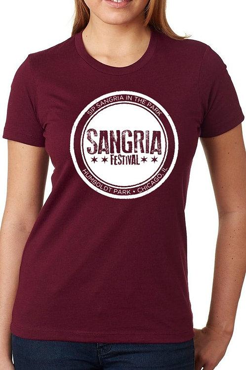 Stamp Logo Sangria Festival