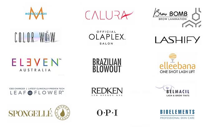 Salon Brands Logos.png