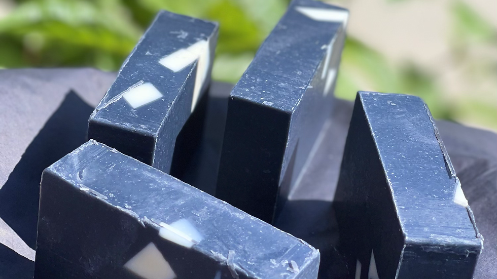 Charcoal Cleansing Soap Bar