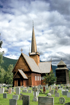 The church in Vågå