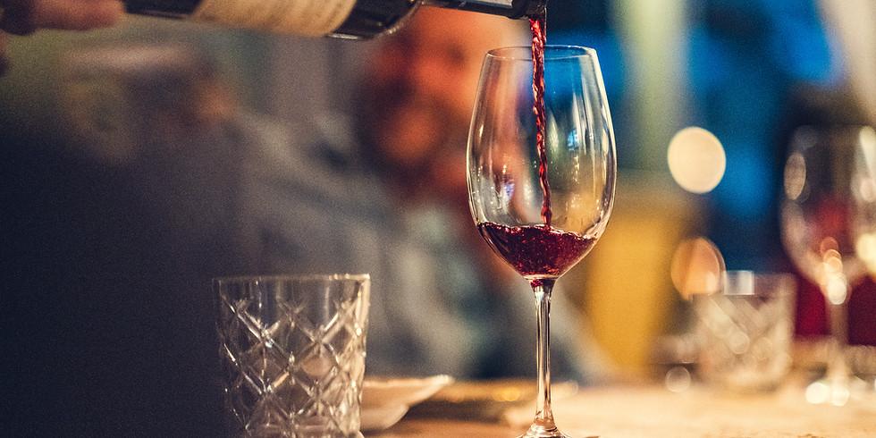 Vinsmaking, kveld 1