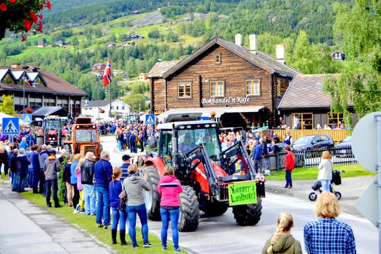 Traktorrockparade 2017