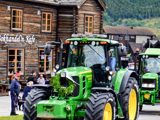 Gudbrandsdalens Finaste Traktor