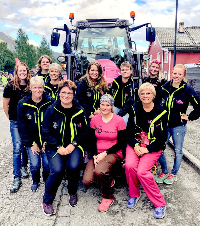 Kvinnene bak TraktorRock