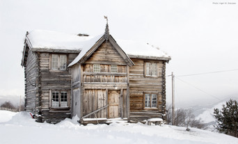Old house in Vågå