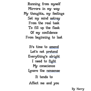 Harry's lyrics