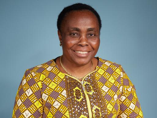 Julienne Lusenge : Ambassadrice Gestion de l'Hygiène Menstruelle (GHM)