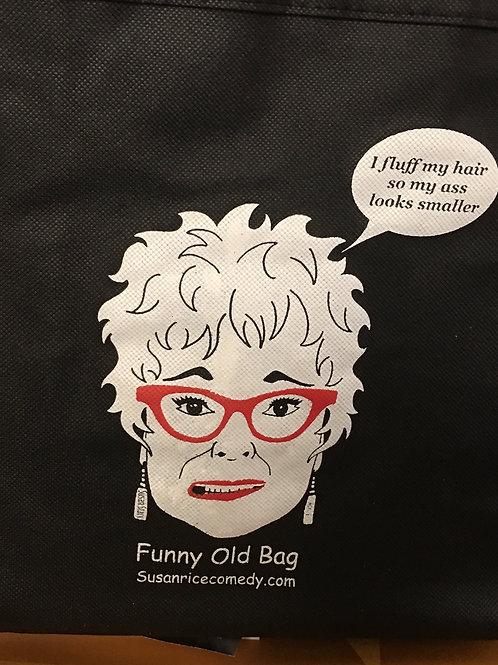 Funny Old Bag/ Grocery Bag